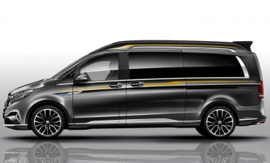 Italdesign introduces Vulcanus, high-end mpv developed with Chinese Xingchi