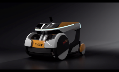 """ITALDESIGN'S """"MOBY""""  IS A FINALIST OF THE TOYOTA $4 MILLION  MOBILITY UNLIMITED CHALLENGE"""